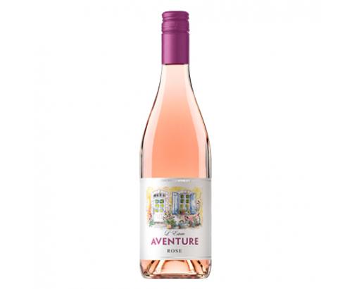Вино Авантюр 750мл Розе