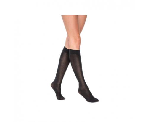Чорапи  Комфорт 3/4 с памучно стъпало