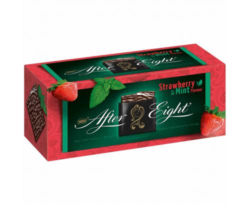 Шоколадови бонбони Афтър Ейт 200г Ягода