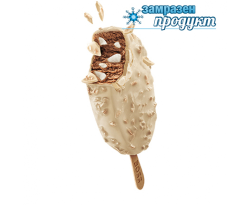Сладолед Бос 72,5г Роки Роудс