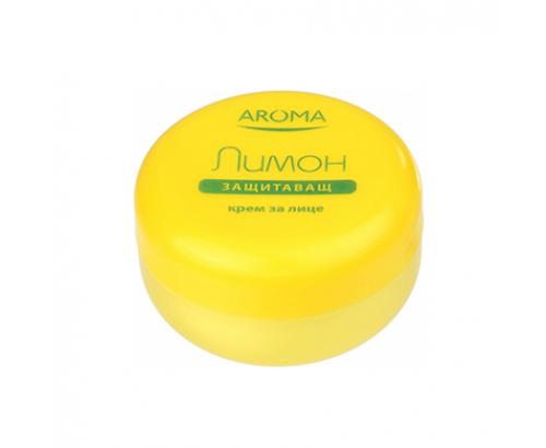 Крем Арома 75мл Лимон