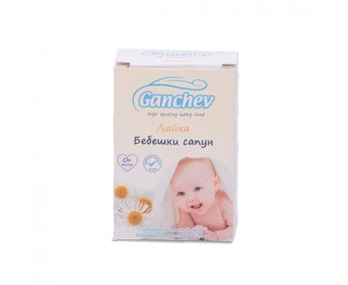 Бебешки сапун Ганчев 75г Лайка