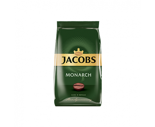 Кафе на зърна Якобс Монарх 250г
