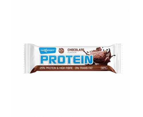 Протеинов бар Макс Спорт Без глутен 60г Шоколад