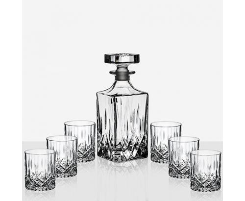 Сервиз за уиски Селекта 7 елемента