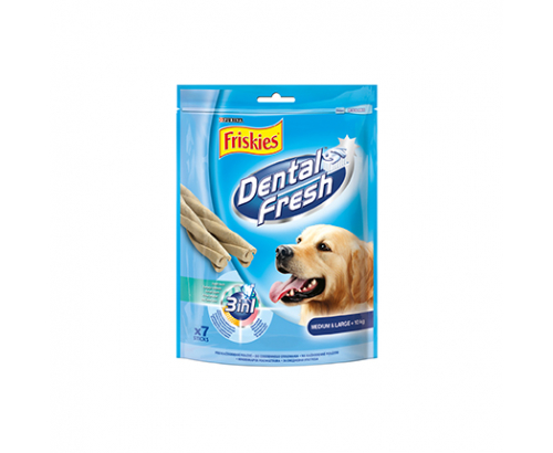 Лакомство за кучета Фрискас Дентал Фреш 180г