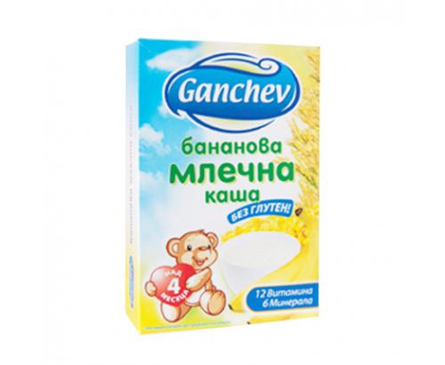 Каша Ганчев 200г Банан
