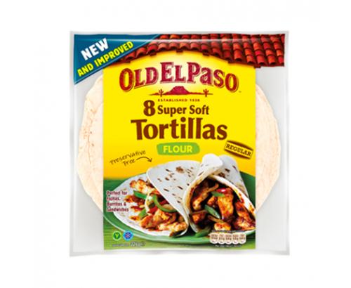 Тортила питки Олд Ел Пасо 350г