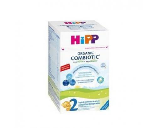Адаптирано мляко Хип Комбиотик 2 800г