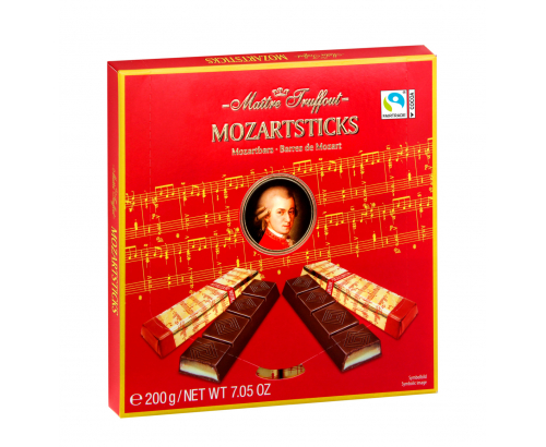 Шоколадови бонбони Моцарт Бар 200г