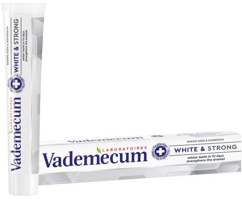 Паста за зъби Вадемекум 75мл Про Уайт Стронг
