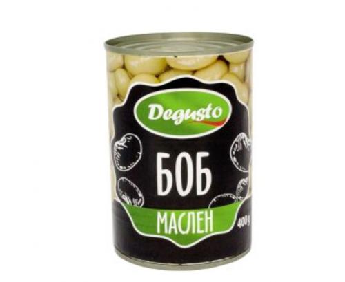 Боб Дегусто 400г Маслен