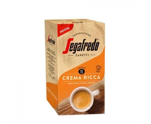 Мляно кафе Сегафредо 225г Крема Рика