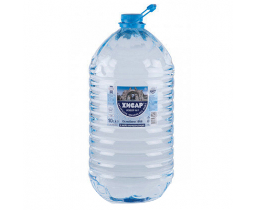 Минерална вода Хисар 10л