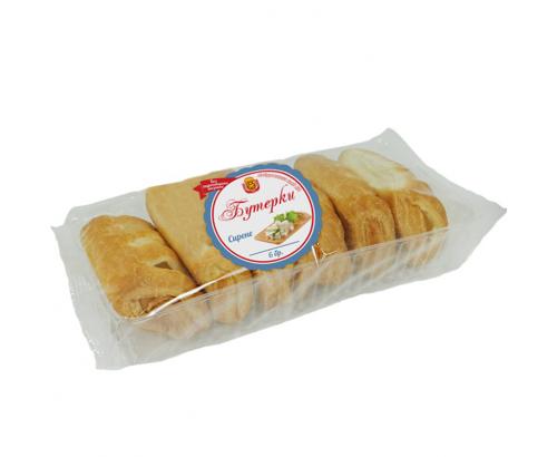 Бутерки със сирене Добруджански хляб 180г
