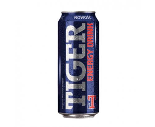 Енергийна напитка Тигър 500мл Кен