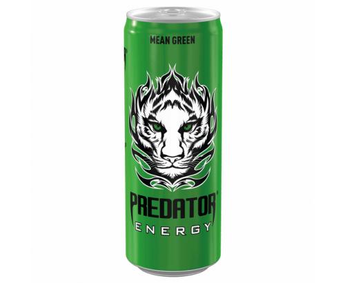 Енергийна напитка Предатор 250мл Грийн