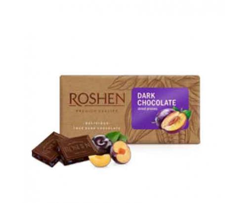 Шоколад Рошен 90г Дарк със синя слива