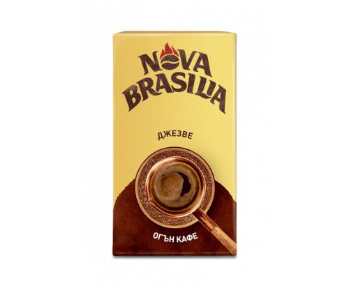 Мляно кафе Нова Бразилия 450г Джезве
