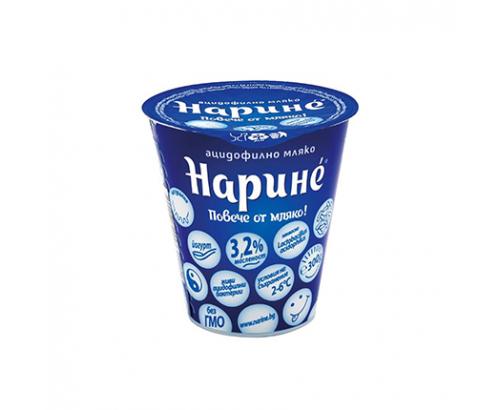 Ацидофилно мляко Нарине 3,2% 300г
