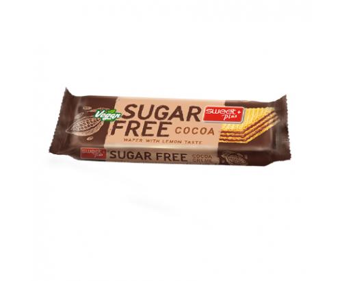 Вафла Без Захар 24г Какао
