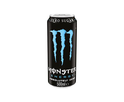 Енергийна напитка Монстър 500мл Зеро