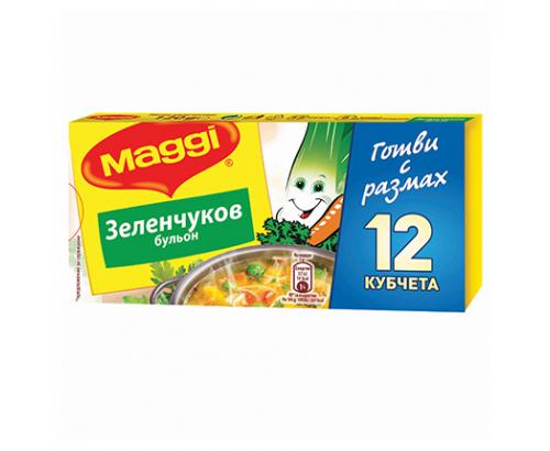 Бульон Маги 120г Зеленчуков