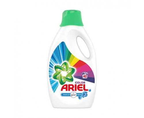 Гел за пране Ариел 2,2л С Ленор