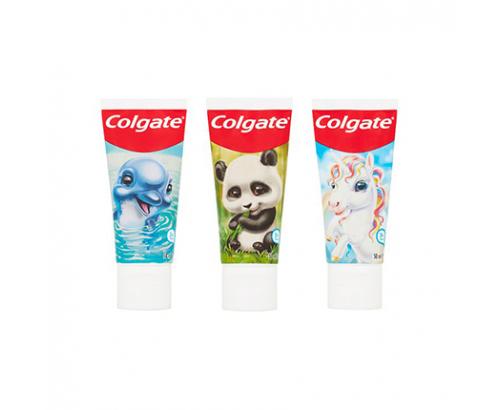 Паста за зъби Колгейт 50мл 3+