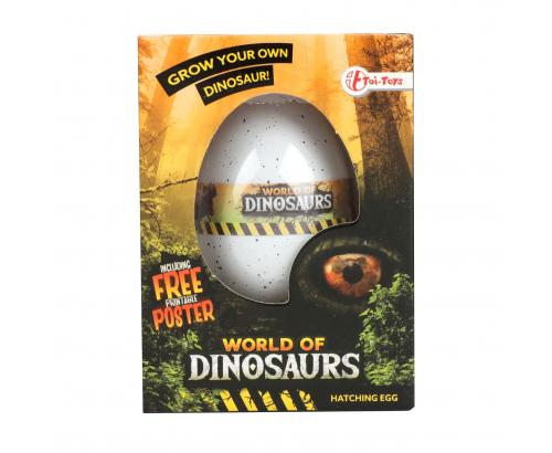 Динозавър в яйце