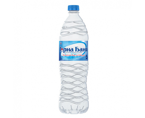 Минерална вода Горна Баня 1,5л