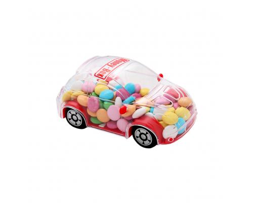 Автомобил касичка с бонбони 120г