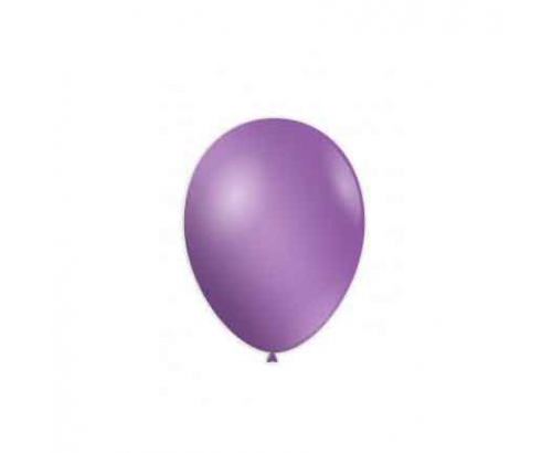 Балони 10бр Пастел/металик 25см