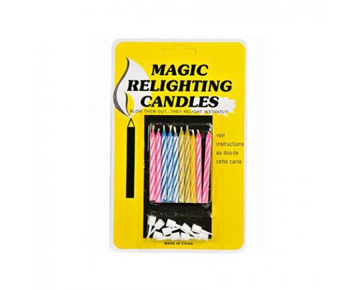 Магически свещички