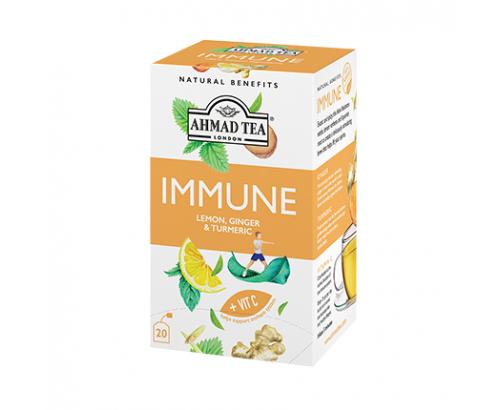 Чай Ахмад 20бр Природни ползи за имунитет