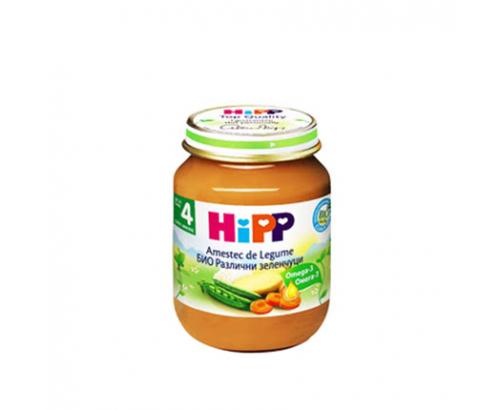 Био пюре Хип 125г Зеленчуци