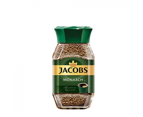 Разтворимо кафе Якобс Монарх 100г