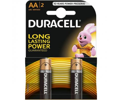 Батерии Дюрасел 2бр АА Ултра MX1500