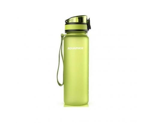 Филтрираща бутилка Аквафор 500мл Зелена