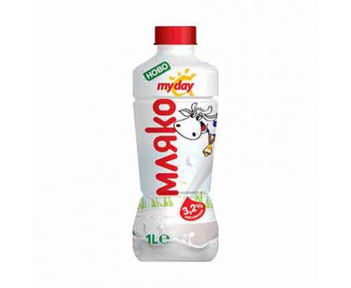 Прясно мляко Май Дей 3,2% 1л