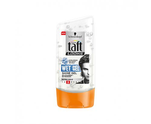 Гел за коса Тафт 150мл Експрес мокър ефект