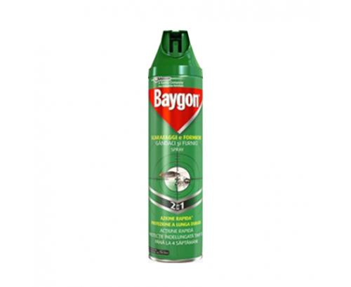 Аерозол Байгон 400мл Срещу пълзящи насекоми