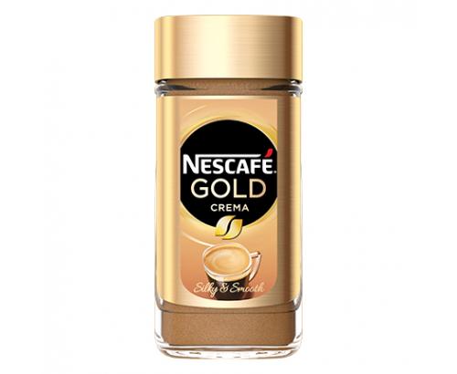 Разтворимо кафе Нескафе Голд 100г Крема