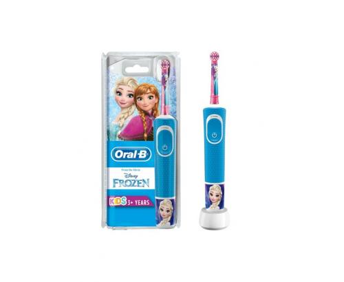 Електрическа четка за зъби Орал Би Фроузън  3+