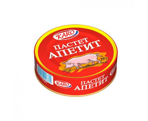 Пастет Каро 180г Апетит