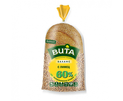 Хляб Вита Баланс 450г Лимец