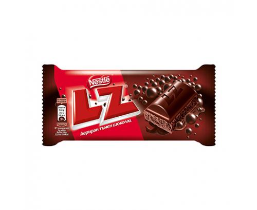 Аеро шоколад LZ 35г Натурален