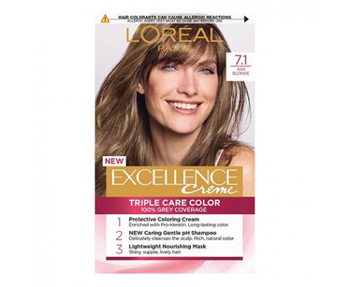 Боя за коса Лореал Ексалънс №7.1