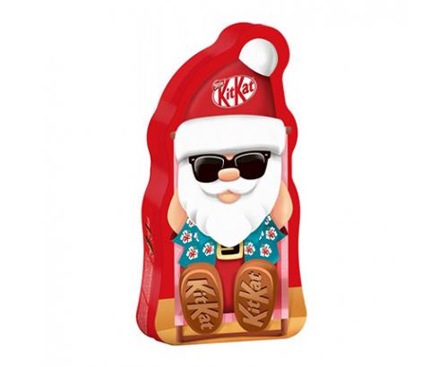 Кутия Кит Кат 131г Дядо Коледа