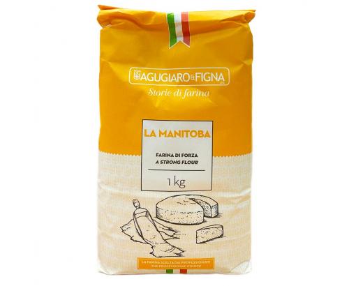 Брашно Манитоба 1кг Мека Пшеница